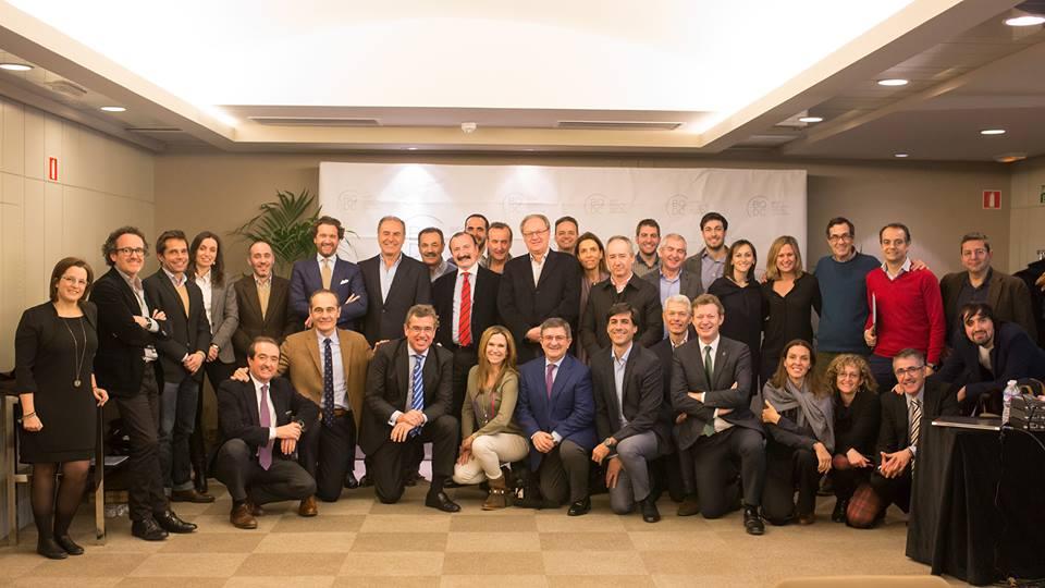 Reunión asociación bqdc Madrid 2016