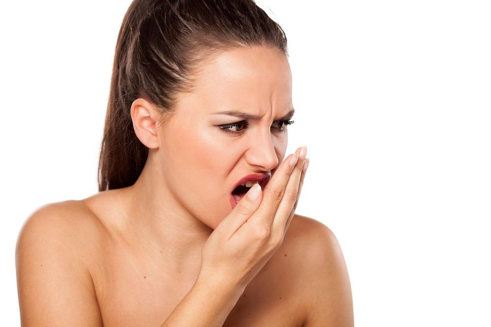 Tratamiento mal aliento halitosis